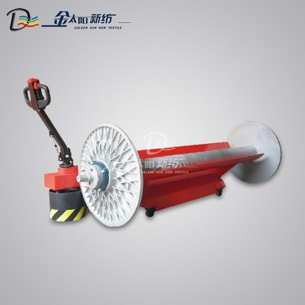 MJ-1000BD全电动上轴运输车