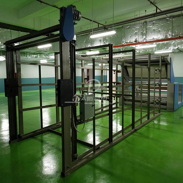 DJC-1系列电动储布架